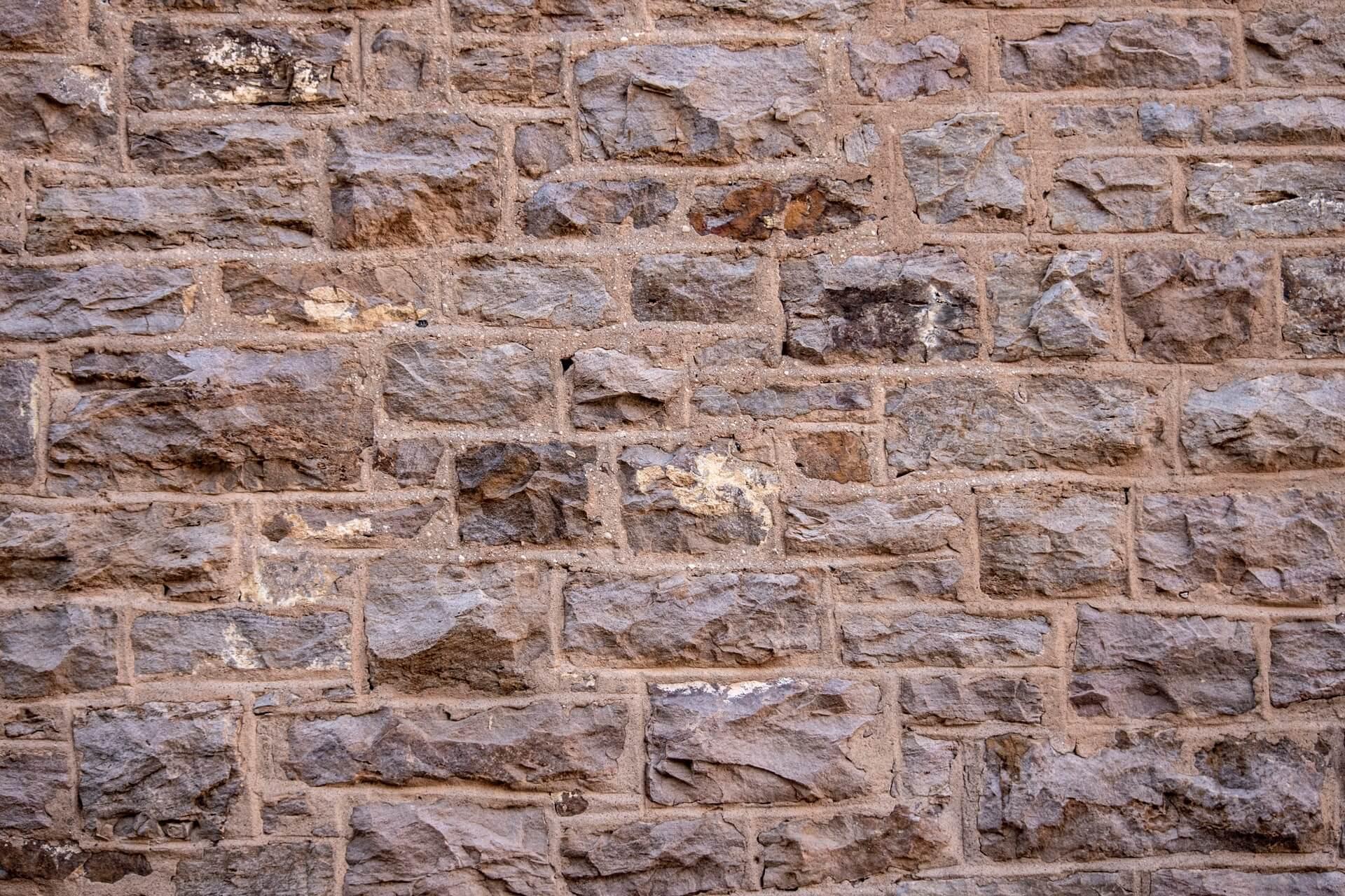 Steine Wand Stein